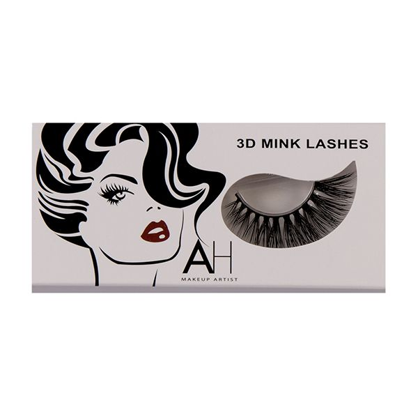 AH Mink Lashes-Yakout - Suits All Eyes Shapes