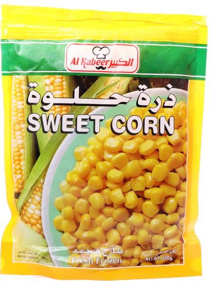 AL KABEER SWEET CORN 4X400GM