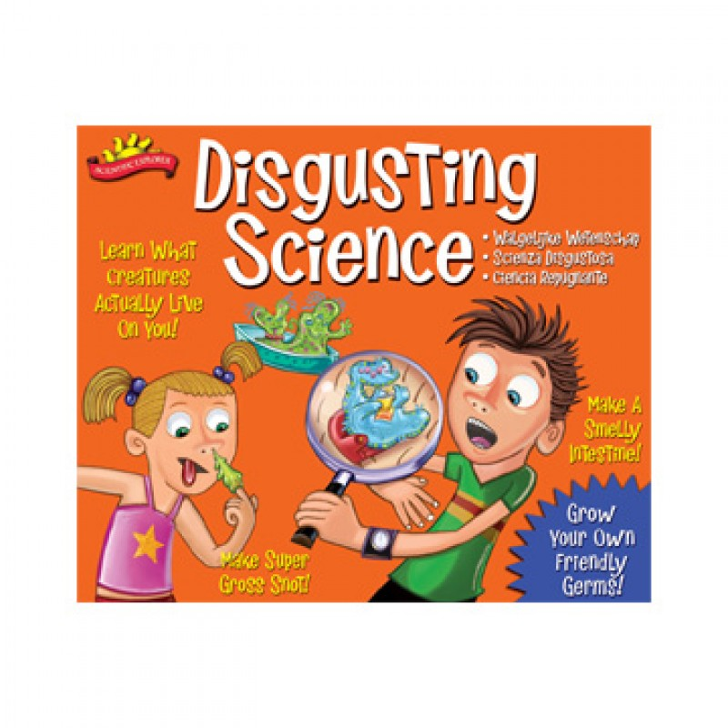 Galt Disgusting Science