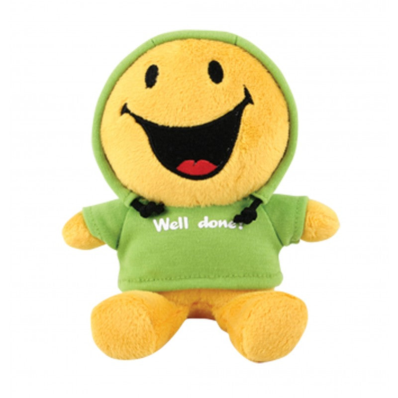 "Smiley ""Hoodie - Well Done"" Doll 10"""
