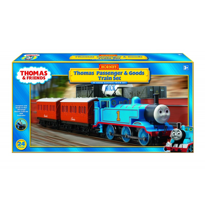 Thomas and Friends Passenger Freight Set
