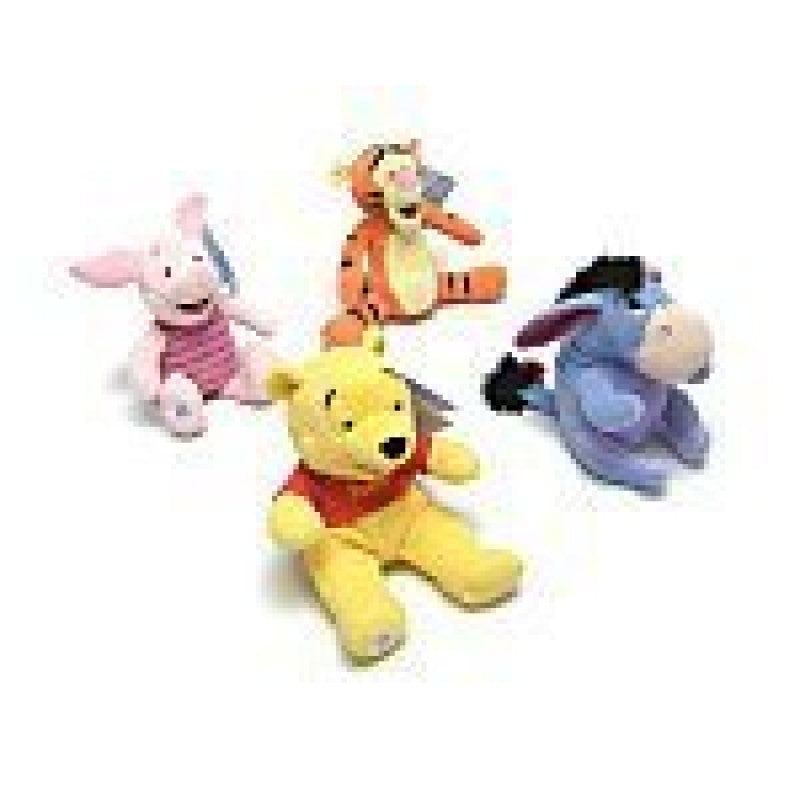 The First Years Cuddly Pooh Pals Assortment