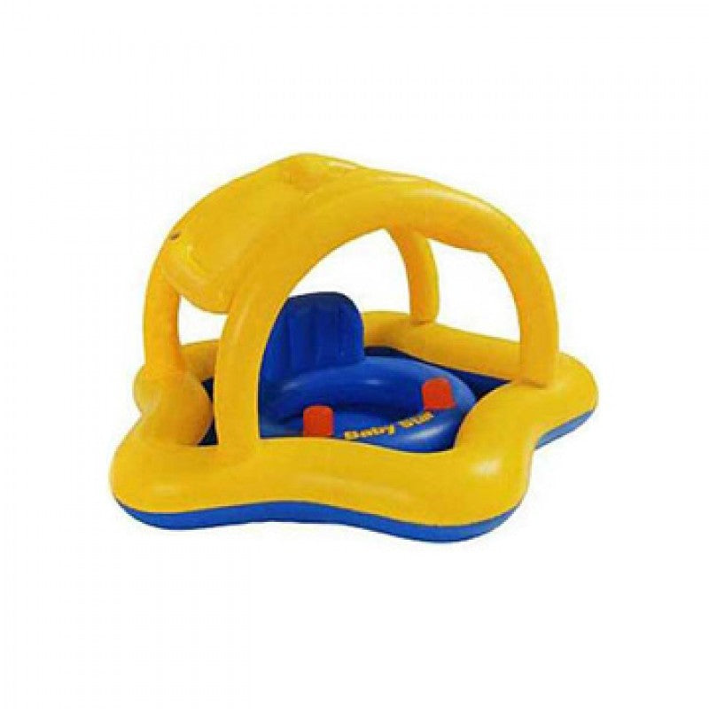Intex Inflatable Baby Float With Canopy