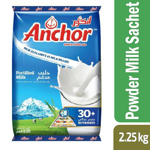 ANCHOR MILK POWDER SACHET 2.25 KG