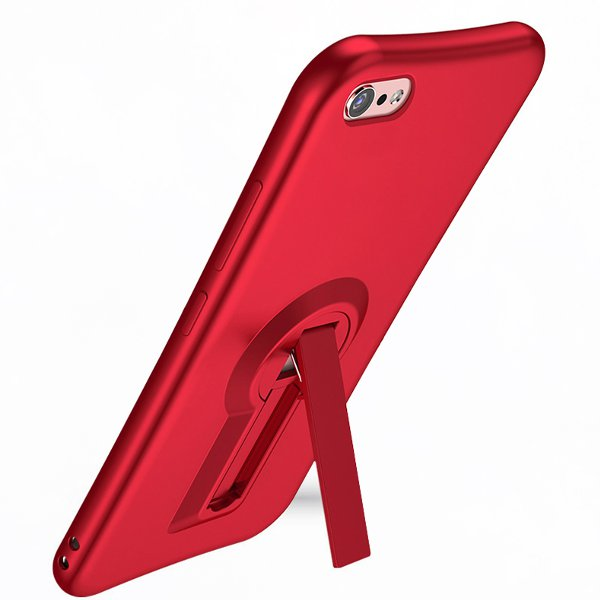 Air Cushion Corners Rotating Kickstand TPU Case For iPhone 6 Plus & 6s Plus