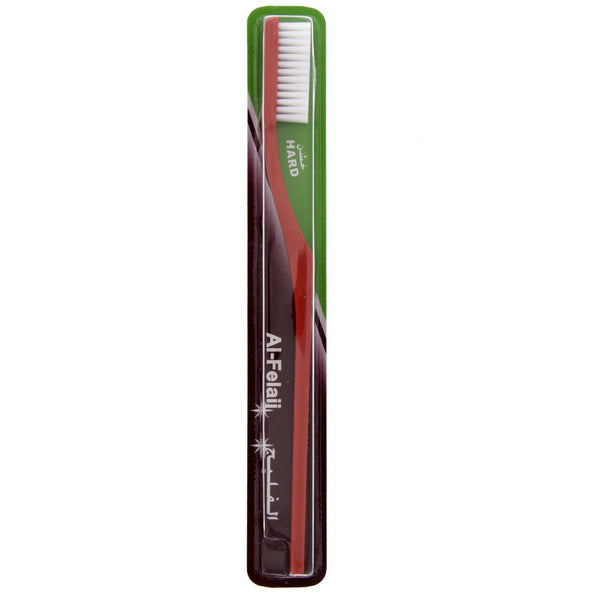 Al Felaij Senior Toothbrush Hard 1pc Assorted Colours