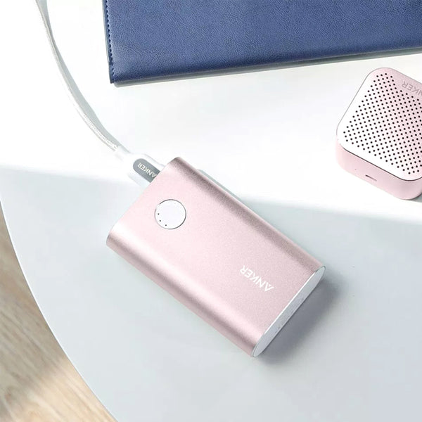 Anker Power Bank 10050mAh A1311H51 Pink