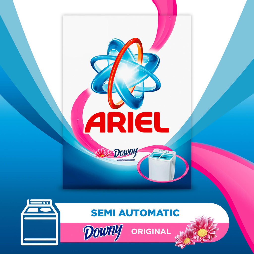Ariel Detergent Powder With Touch Of Freshness Downy 4.5kg