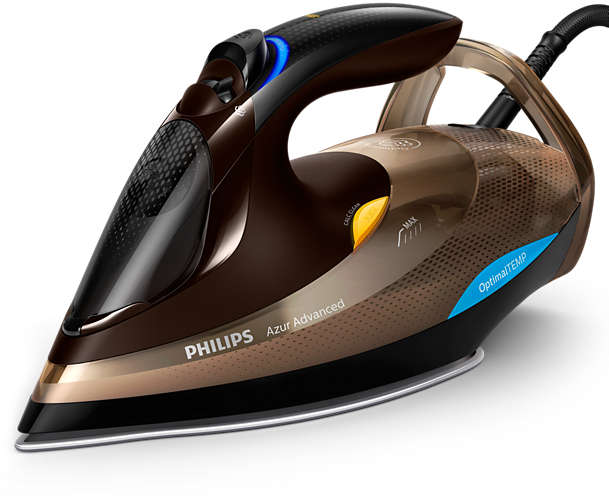Azur Advanced Steam Iron مع تقنية OptimalTEMP