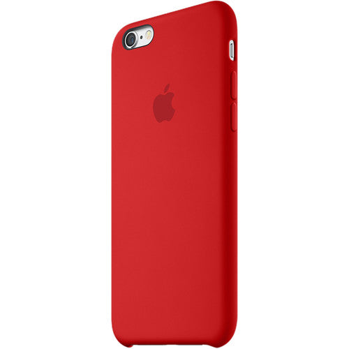 iPhone 6s Silicone Case (PRODUCT)RED
