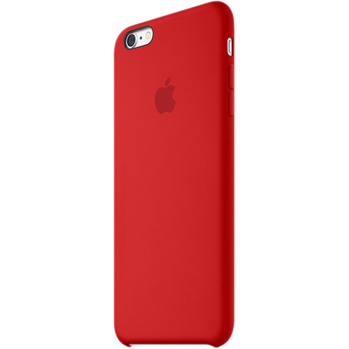 iPhone 6s Plus Silicone Case RED