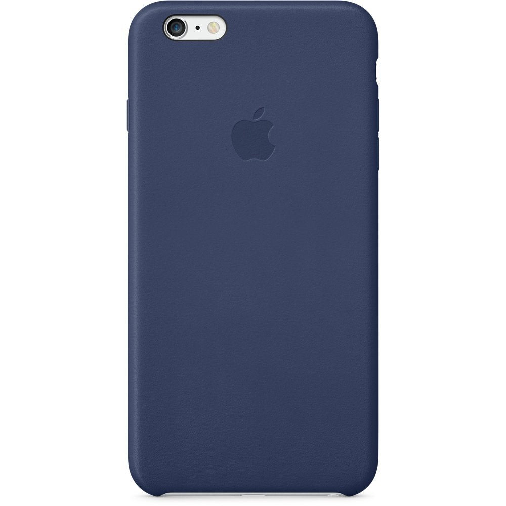 iPhone 6 Plus Leather Case Midnight Blue