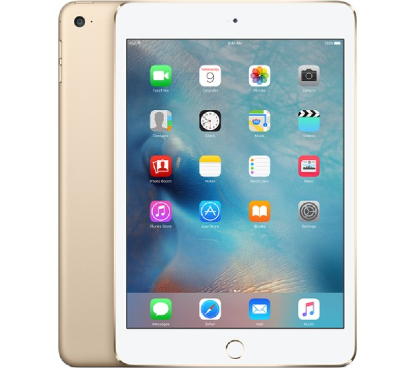 Apple iPad mini 4 Wi-Fi Cell 16GB Gold