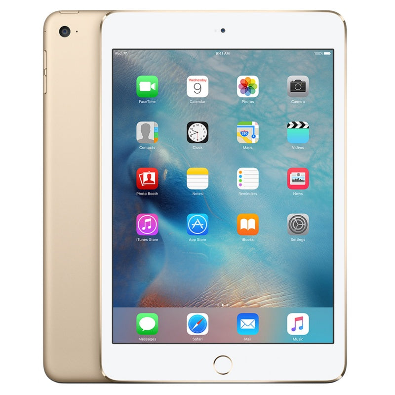 Apple iPad mini 4 Wi-Fi Cell 128GB Gold