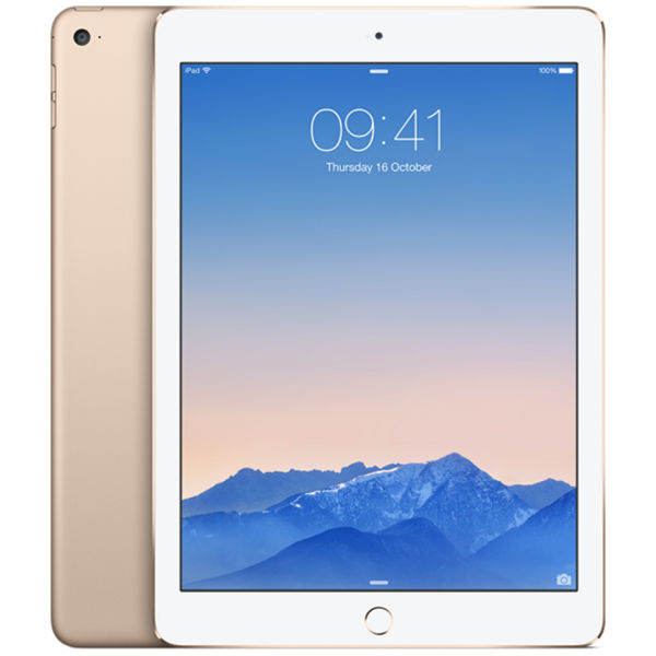 Apple iPad Air 2 Wi-Fi 16GB Gold