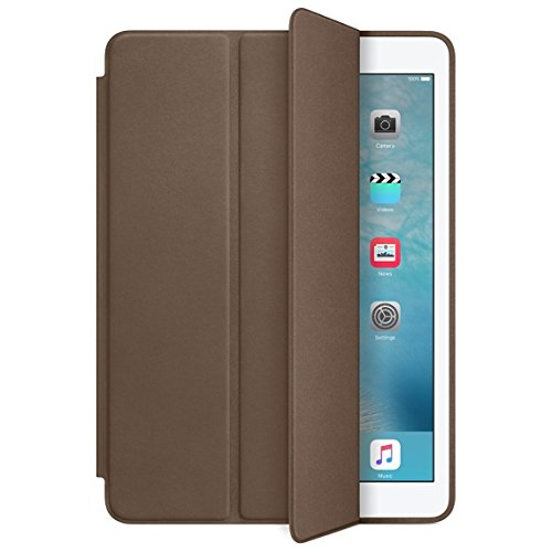 iPad mini Smart Case - Leather - Olive Brown