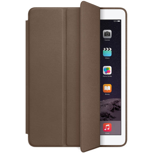 iPad Air 2 Smart Case - Leather - Olive Brown