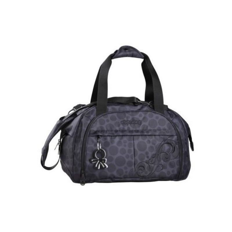 Shuttle Travel Bag Black
