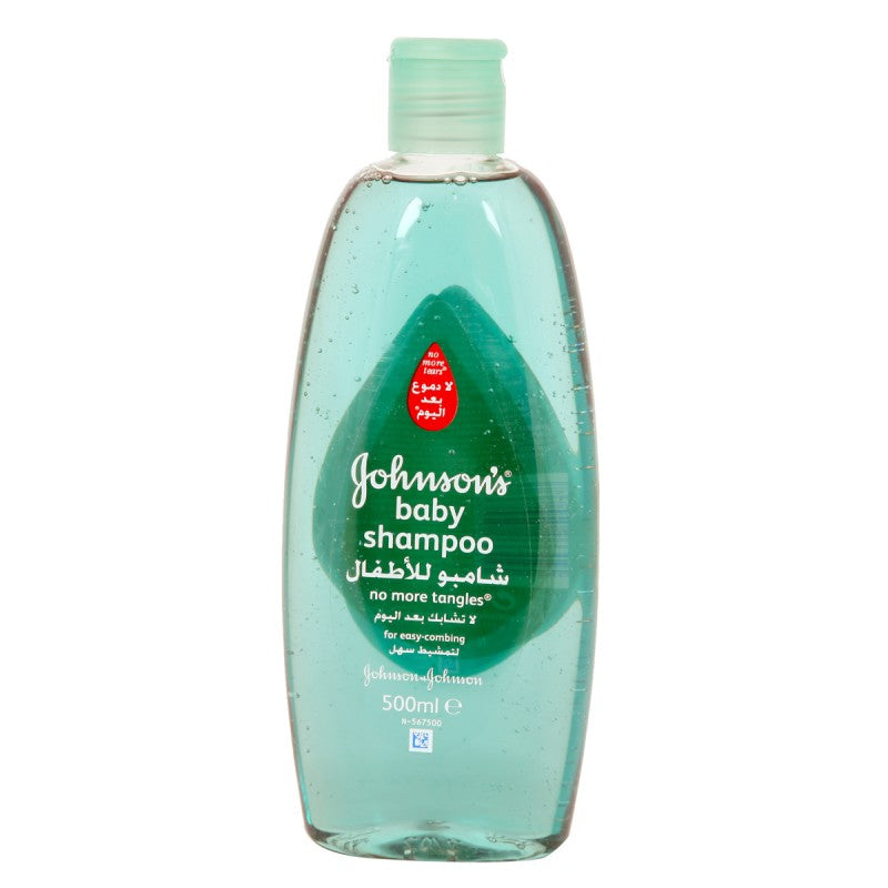 Johnson's Baby Shampoo No More Tangles 500ml