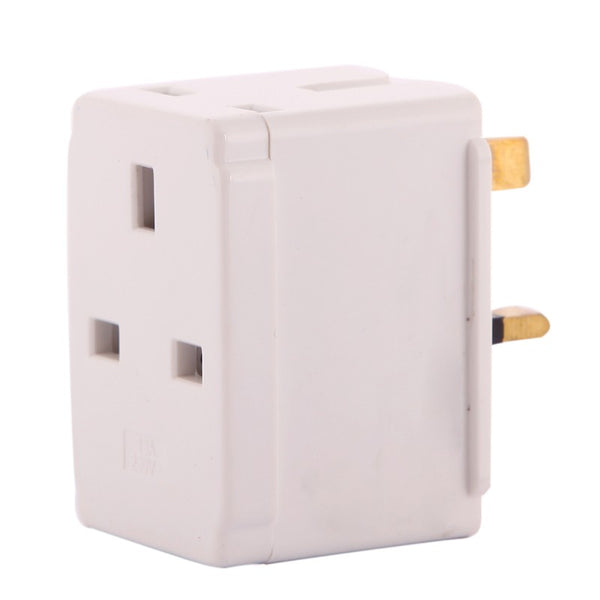 13 Amp 3 Way Adapter