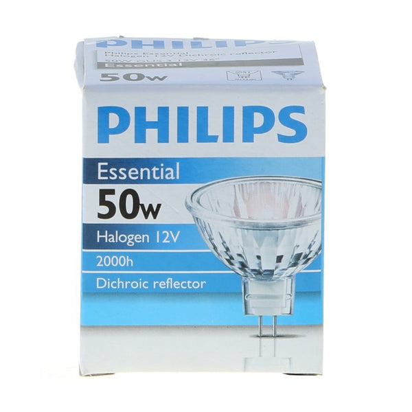 Philips Halogen Bulb 12V 50W