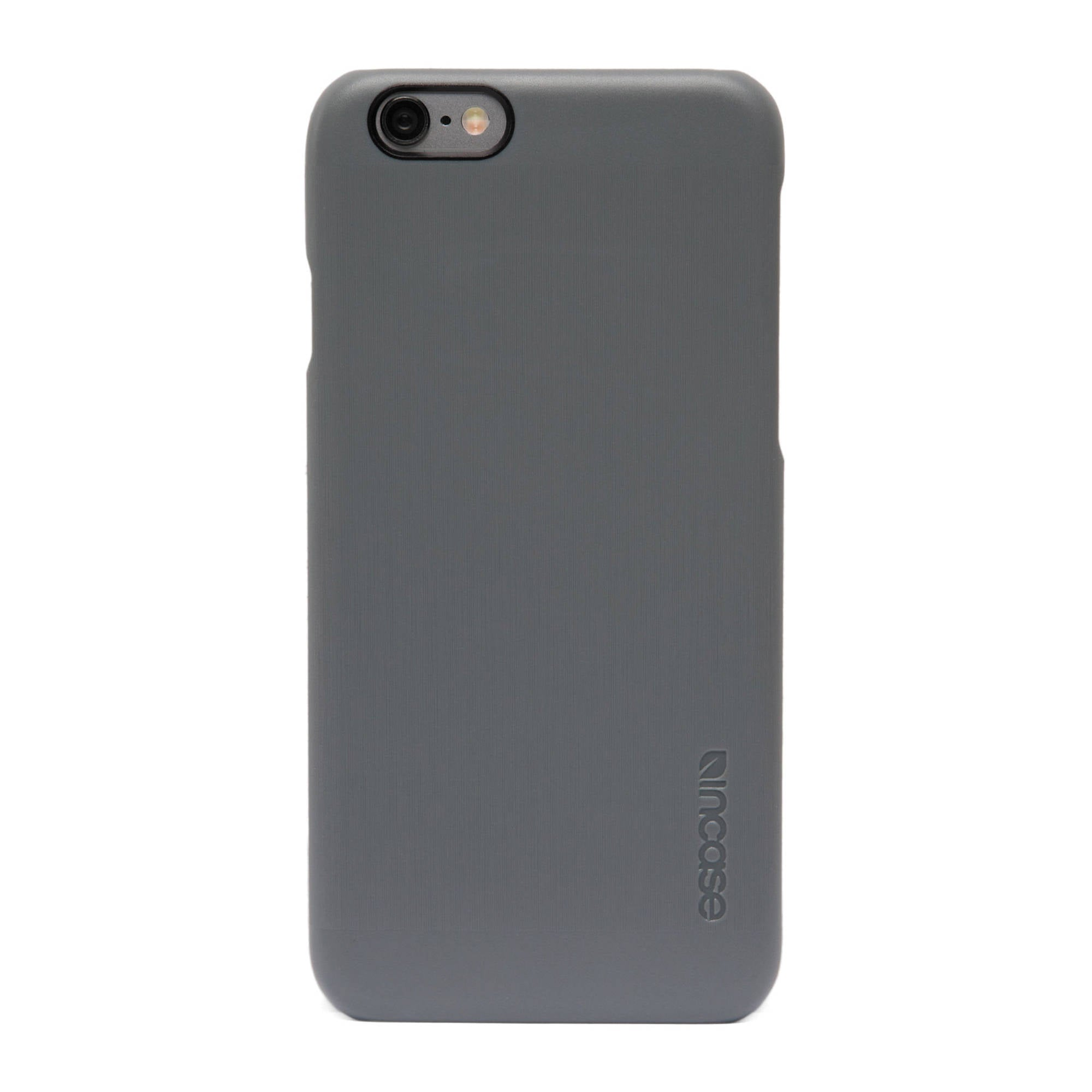 Incase Snap Snap Case for iPhone 6 - شعري / رمادي