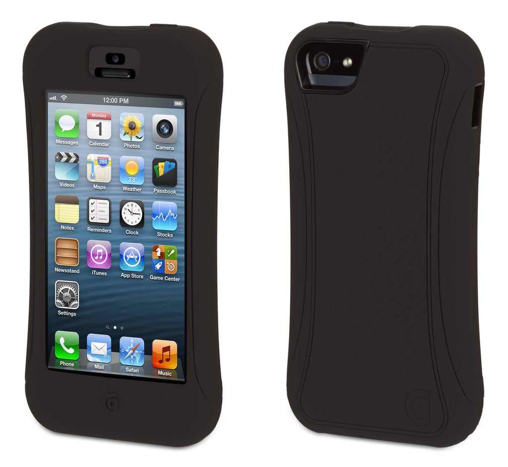 Griffin Explorer for iPhone 5 Black