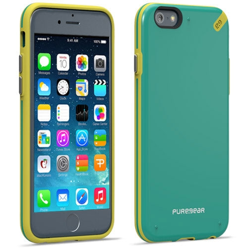 PureGear Slim Shell for iPhone 6 - Citrus Mint