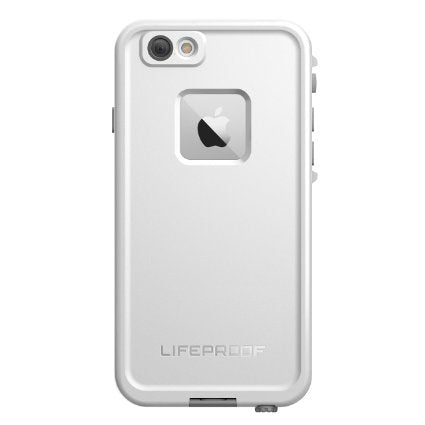 LifeProof Fre iPhone 6 Fre White