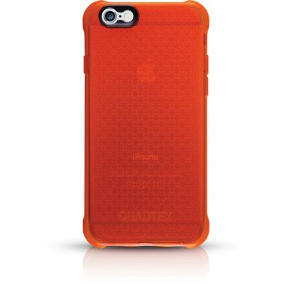 QUAD360 ULTRA PROTECTIVE CASE FOR IPHONE 6 PLUS ORNAGEADE