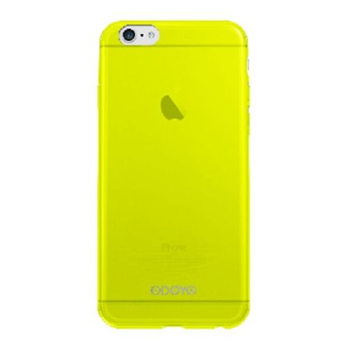 SLIM EDGE ULTRA-THIN PROTECTIVE SNAP CASE FOR IPHONE 6 PLUS APPLE GREEN