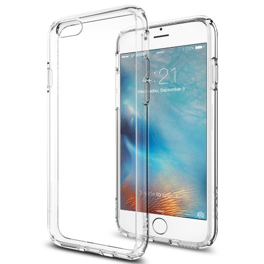 Spigen iPhone 6S Case Ultra Hybrid Crystal Clear SGP11598