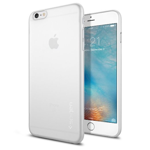Spigen iPhone 6S Plus Case Air Skin Soft Clear SGP11641