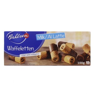 Bahlsen Wafer Rolls 100g
