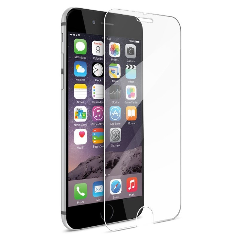 Bakeey 0.26mm 9H Scratch Resistant Tempered Glass Screen Protector For iPhone 7/8