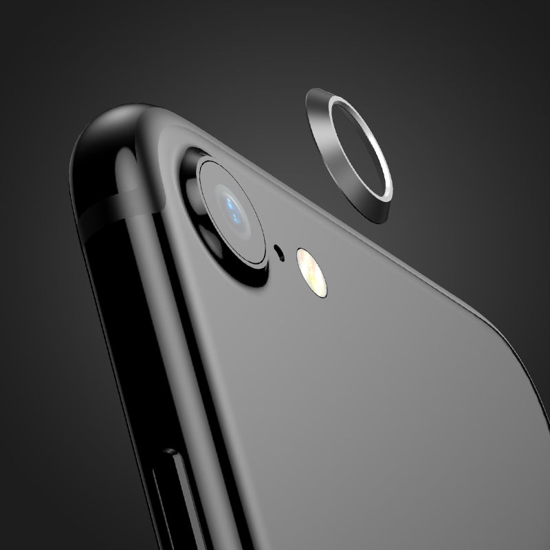 Baseus Metal Lens Protection Ring Anti-scratch Rear Camera Lens Circle Protector for iPhone 7