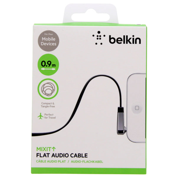 Belkin Mixit AUX Stereo Cable 0.9M Black