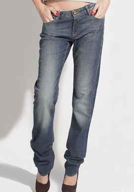 Grey Mix Regular Fit Jeans