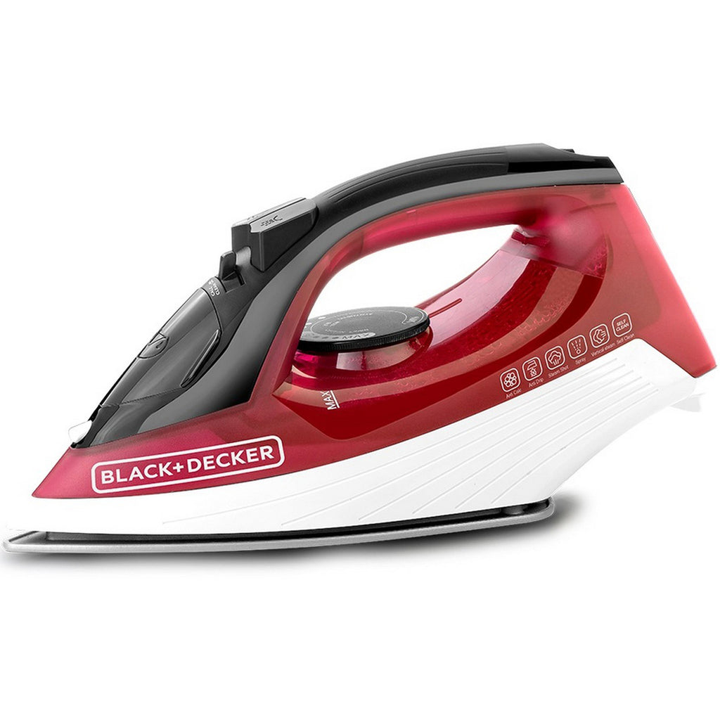 Black + Decker Steam Iron X1550-B5