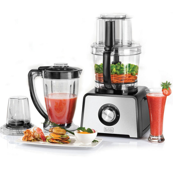 Black&Decker Food Processor FX810-B5 800W