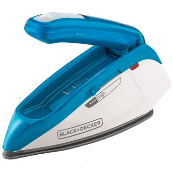 Black+decker Travel Iron TI250-B5 1085W