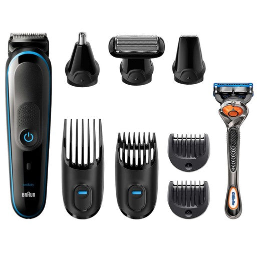 Braun Men's Grooming Kit MGK5080