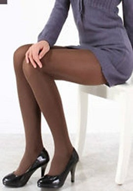 Brown Coloured Stockings