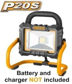 Lithium-Ion work lamp