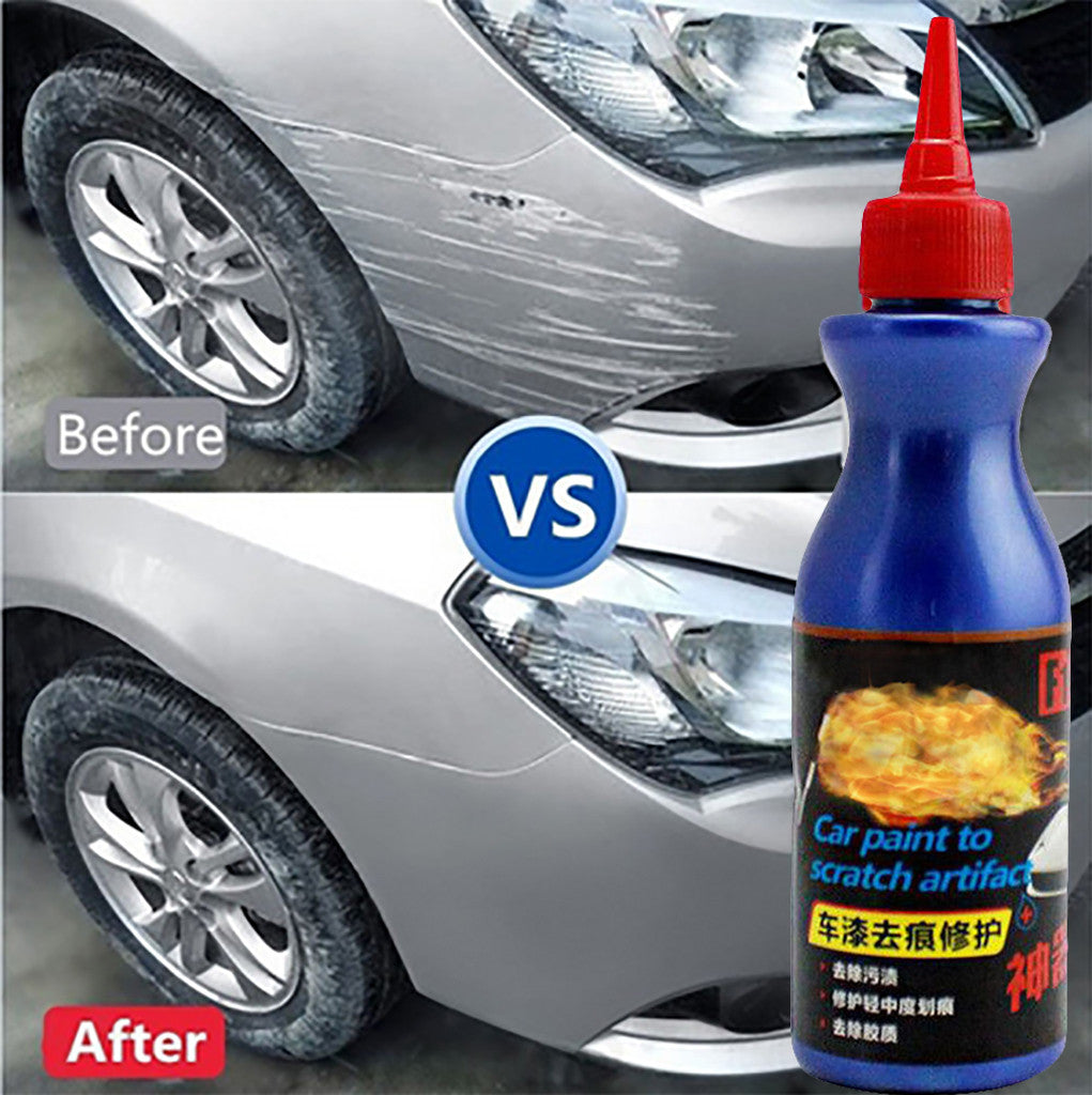 Car Paint Maintenance Wax Scratch Repair Remover Care Grinding Polishing Liquid