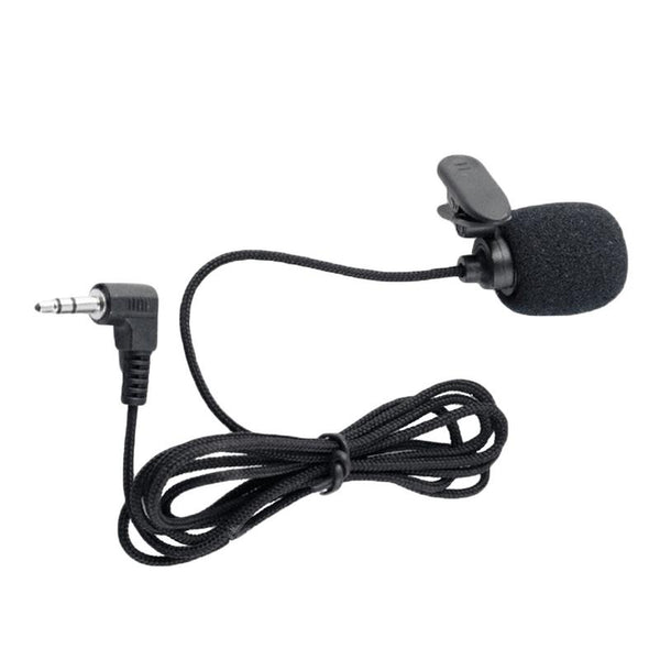 Collar clip headset microphone microphone Mai teacher guide interview performance speech headset microphone microphone