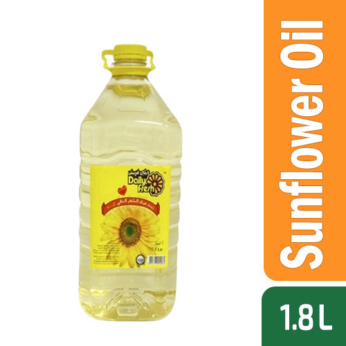 DAILY FRESH OLIVE OIL 1.8LTR+200ML FREE