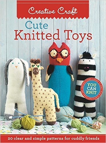 CREATIVE CRAFT CUTE KNITTED TOYS