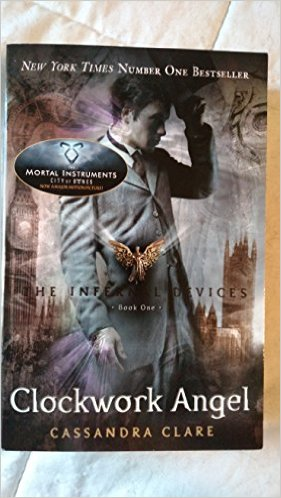 CLOCKWORK ANGEL BOOK 1