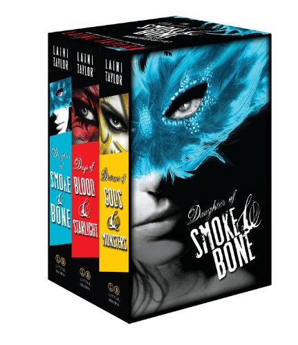 DAUGHTER OF SMOKE AND BONE SERIES